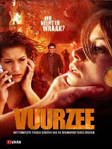 Vuurzee Serie 2 op DVD
