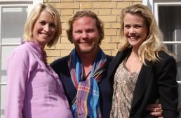 Anouk Smulders, Bastiaan van Schaik en Maria Kooistra