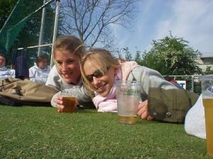 Charlie en ik Martini 2005