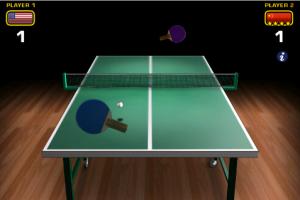 World Cup Ping Pong op de iPhone